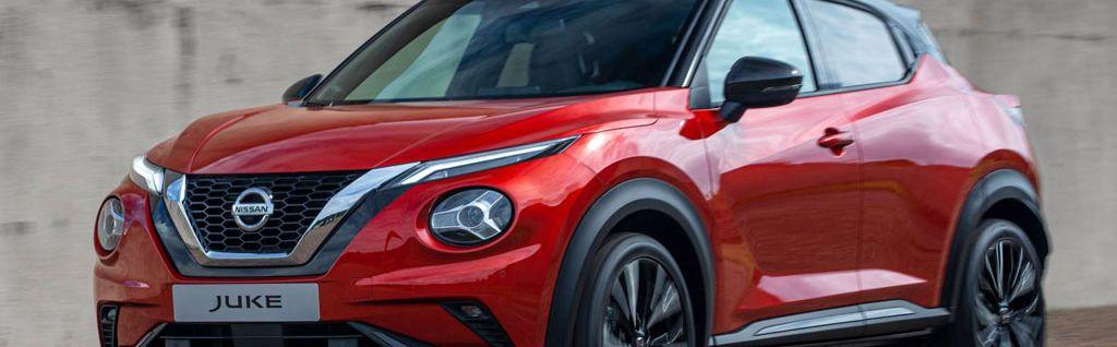Rent a Car Nissan Juke 2021 in Baku