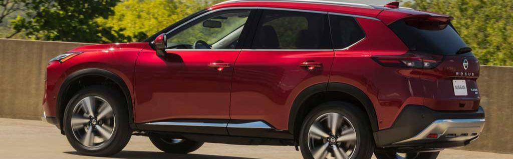 Rent a Car Nissan X-Trail 2021 in Baku