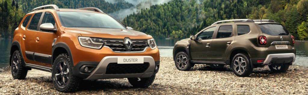 Rent a Car Renault Duster 2021 in Baku