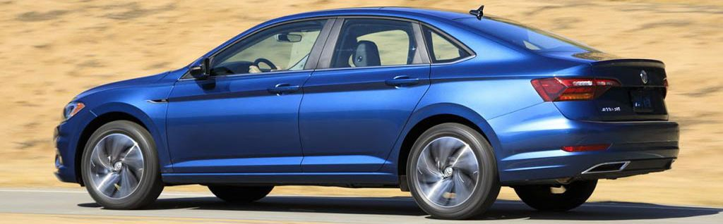 Rent a Car Volkswagen Jetta 2021 in Baku
