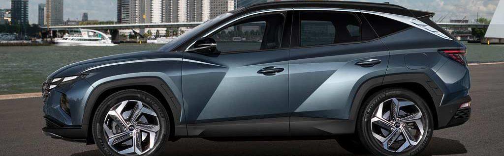 Rent a Car Hyundai Tucson 2021 in Baku