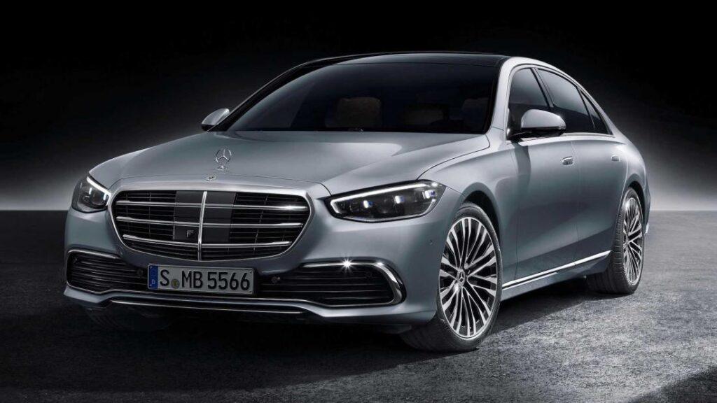 Mercedes-Benz S-Class W223 2021 (4)