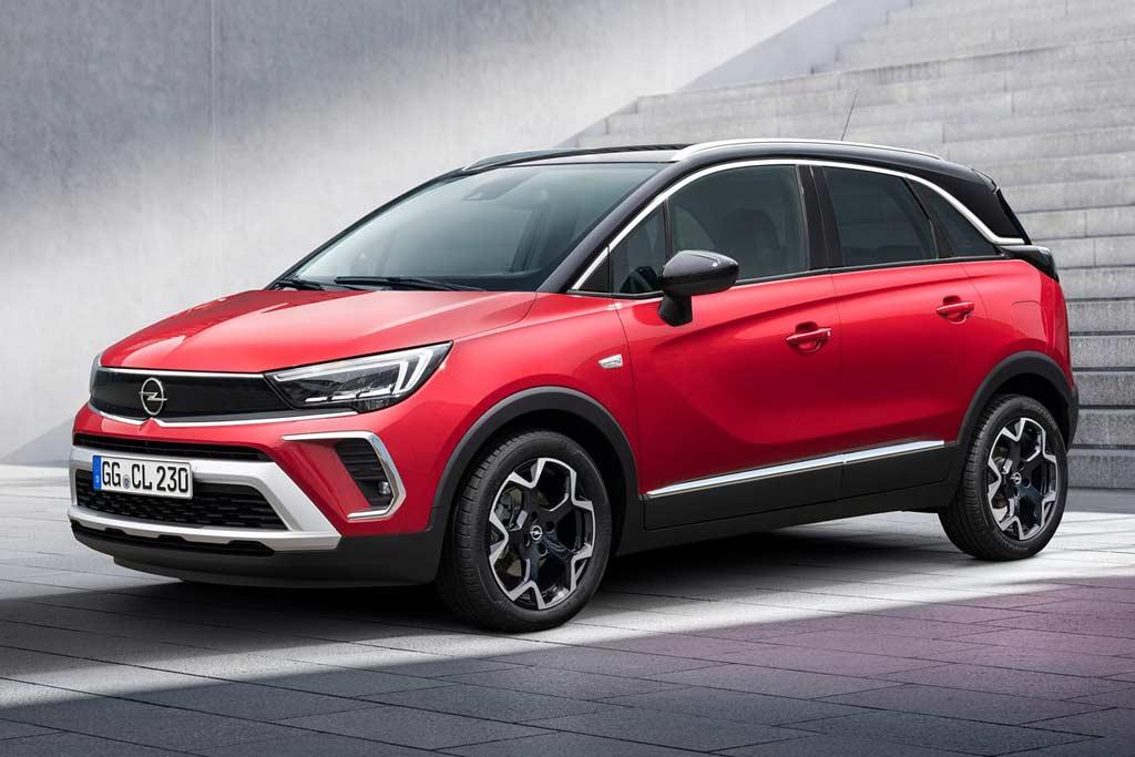 Opel Crossland 2021 (2)