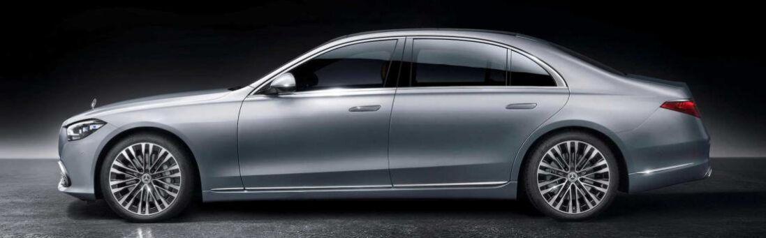 Rental Mercedes in Baku