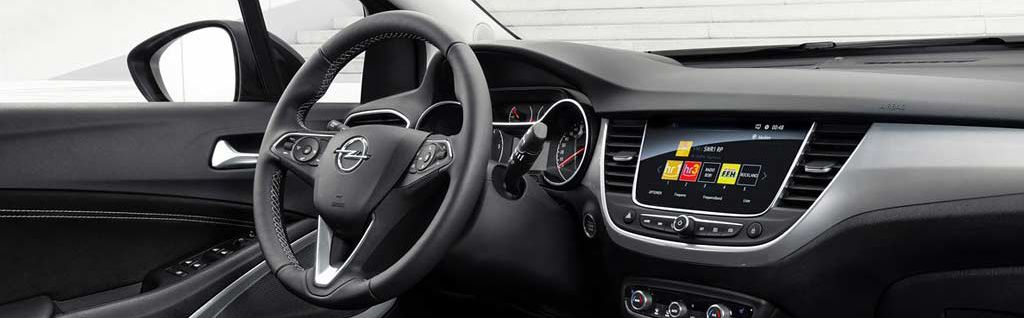 Rental Opel Crossland 2021 in Baku