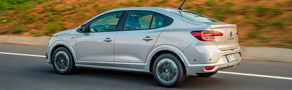 Rental Renault in Baku