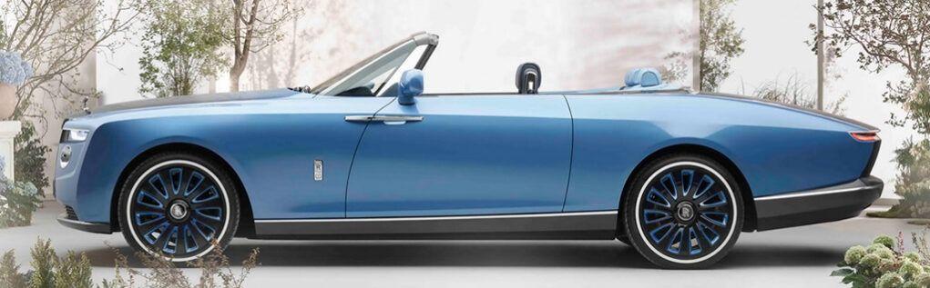 Rental Rolls-Royce in Baku