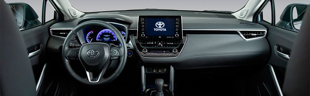 Rental Toyota Corolla in Baku