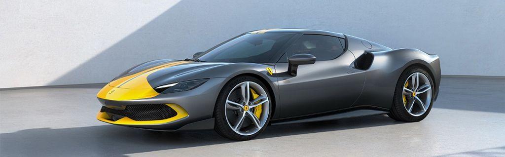 Rental Ferrari in Baku